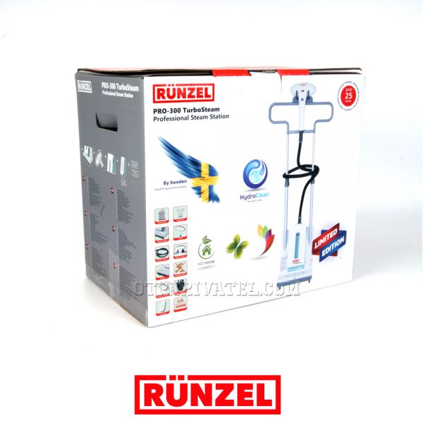 Runzel PRO-300 Turbosteam: коробка